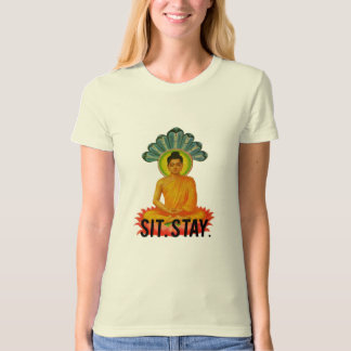Sit. Stay. organic shirt