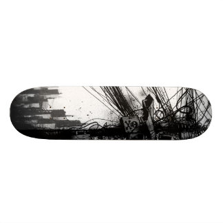 "SIT ""Unwired 2"" Skate Deck"