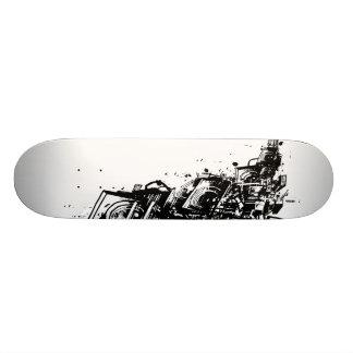 """SIT """"Unwired 7"""" Skateboard Deck"""