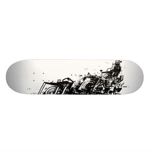 "SIT ""Unwired 7"" Skateboards"