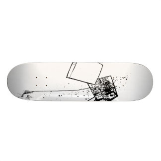 "SIT ""Unwired 8"" Custom Skateboard"