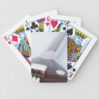 Sitar Bicycle Playing Cards