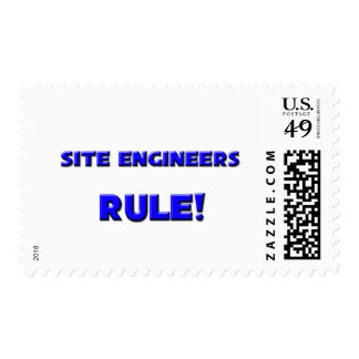 Site Engineers Rule! Postage