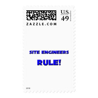 Site Engineers Rule! Stamps