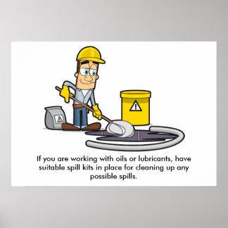 Site Housekeeping 004 Posters