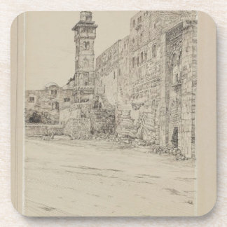 Site of the Antonia Tower by James Tissot Coaster
