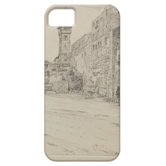 Site of the Antonia Tower by James Tissot iPhone SE/5/5s Case