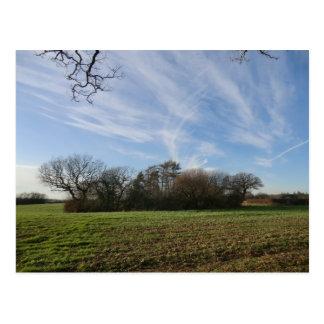 Site of the Battle of Shrewsbury Postcard