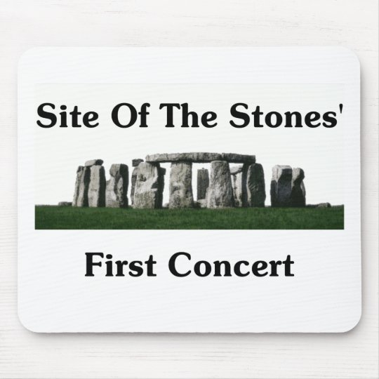 Site Of The Stones' First Concert Mouse Pad