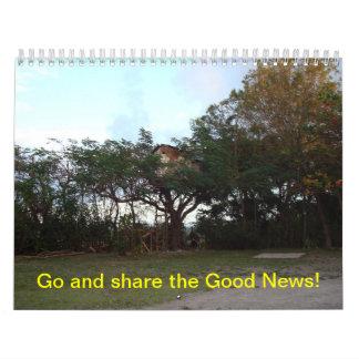 Site's From Haiti Calendar
