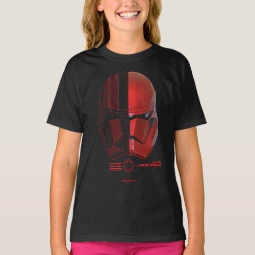 Sith  Allegiance First Order T_Shirt