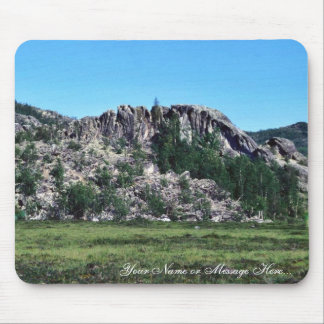 Sithylemenkat Lake Rock Formations Mouse Pad