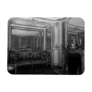 Sitio 1970 de Mme Barry del palacio de Francia Imanes
