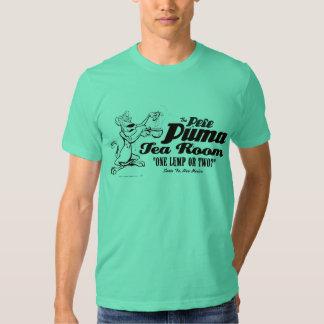 Sitio 2 del té del puma de Pete Poleras