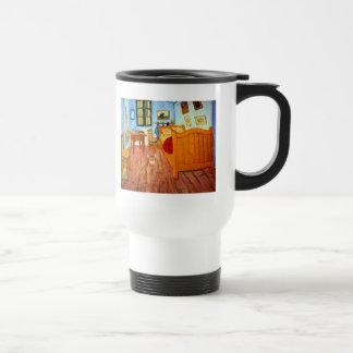 Sitio - abisinio rojo taza térmica