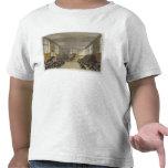 """Sitio de escuela de grada de la """"historia de la gr camisetas"""