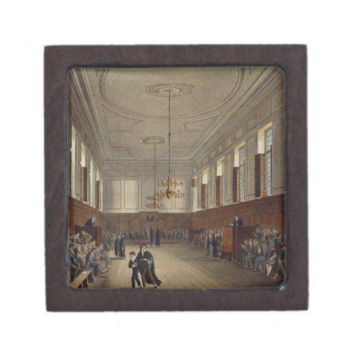 """Sitio de la escuela de Eton, de la """"historia de la Cajas De Joyas De Calidad"""