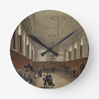 Sitio de la escuela de Eton de la historia de la Relojes