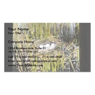 Sitio de la jerarquía del pantano de Klamath Tarjeta De Visita