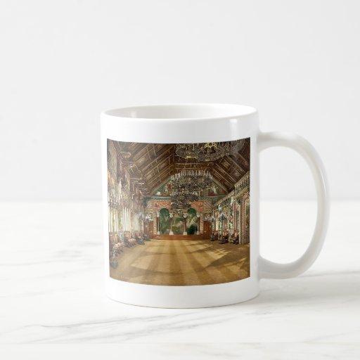 Sitio de la música, castillo de Neuschwanstein, Taza Clásica