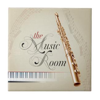 Sitio de la música de la flauta