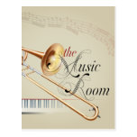 Sitio de la música del Trombone