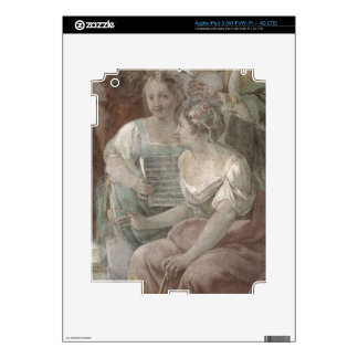 Sitio de la música (fresco) (detalle de 60259) iPad 3 skin