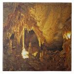 Sitio de la pañería, parque nacional de la cueva g teja cerámica