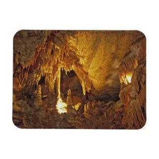 Sitio de la pañería, parque nacional de la cueva g rectangle magnet