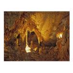 Sitio de la pañería, parque nacional de la cueva g tarjeta postal