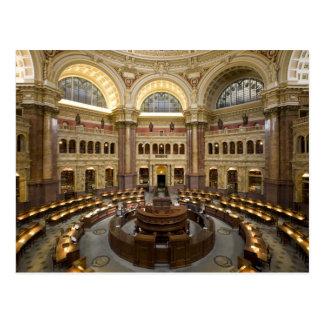Sitio de lectura de la Biblioteca del Congreso, Wa Postales