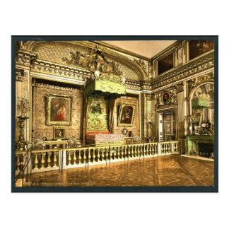 Sitio de Louis XIV, obra clásica Phot de Versalles Tarjetas Postales