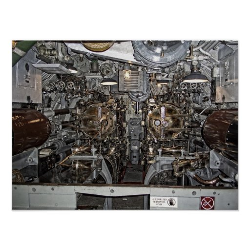 Sitio de torpedo submarino - Pearl Harbor Posters