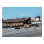 Sitio del Balinese, postal de Galveston Tejas