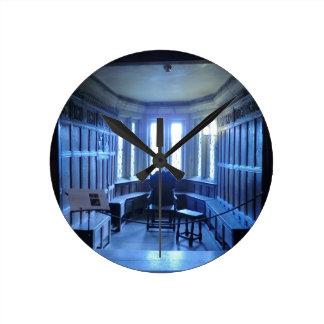 Sitio en Haddon Pasillo en Derbyshire Reloj De Pared