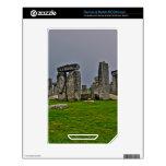 Sitio histórico antiguo de Stonehenge del poder Skins Para elNOOK Color