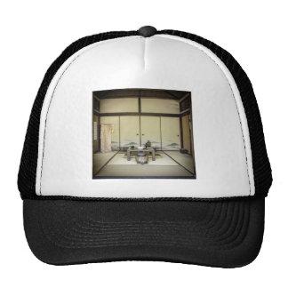 Sitio japonés tradicional gorra