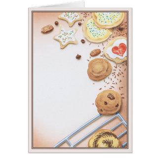 Sitio para un más © tarjeta de felicitación