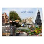 Sitios turísticos de Amsterdam Felicitaciones