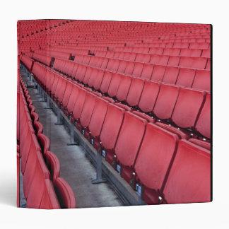 """Sitios vacíos en estadio carpeta 1 1/2"""""""