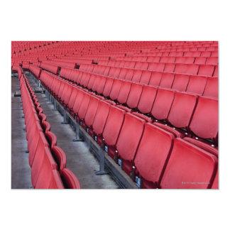 """Sitios vacíos en estadio invitación 5"""" x 7"""""""