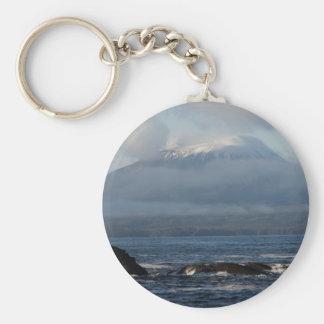 Sitka Alaska Souvenir Gifts Keychain