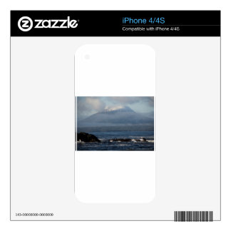 Sitka Alaska Souvenir Gifts Decals For The iPhone 4