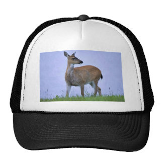 Sitka Black Tailed Deer Trucker Hat