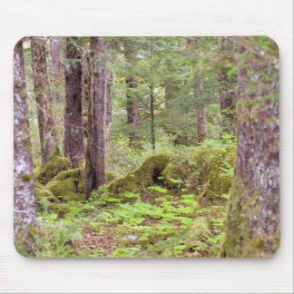 Sitka Forest Mouse Pad