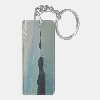Sitka Islands Acrylic Keychain