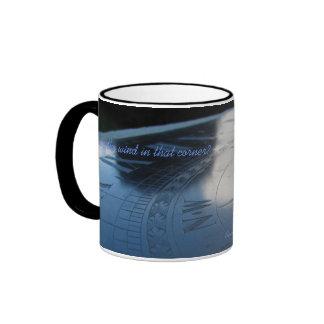 Sits the wind in that corner? ringer coffee mug
