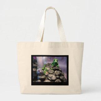 Sitter Large Tote Bag