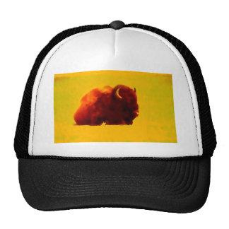 Sitting Bison Trucker Hat