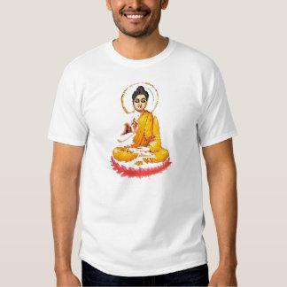 SITTING BUDDHA MEDITATING PEACE T-Shirt